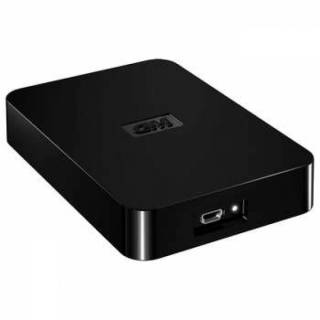 Внешний HDD Western Digital Elements Portable SE WDBABV7500ABK-EESN