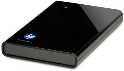 Внешний HDD HP Portable WDBACZ7500ABK-EESN