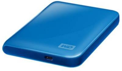 Внешний HDD Western Digital My Passport Essential WDBACY5000ABL-EESN