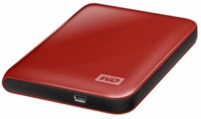 Внешний HDD Western Digital My Passport Essential WDBACY5000ARD-EESN