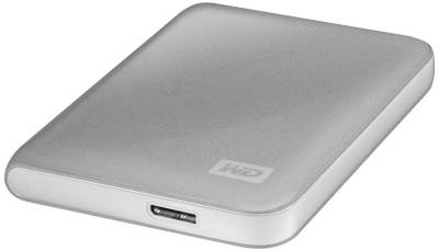 Внешний HDD Western Digital My Passport Essential WDBACY5000ASL-EESN