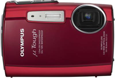 Фотоаппарат Olympus TOUGH Mju 3000 (Red) N3611292