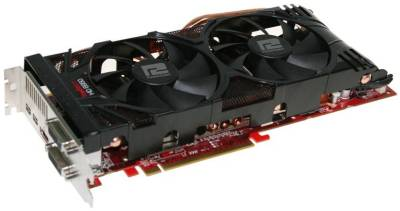 Видеокарта PowerColor Radeon HD6950 2GB PCS++ AX6950 2GBD5-P22DHG