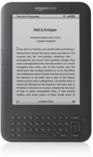 Электронная книга Amazon Reader Kindle 2 Wi-Fi 3G (Graphite)