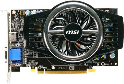 Видеокарта MSI Radeon HD5750 1GB R5750-MD1G