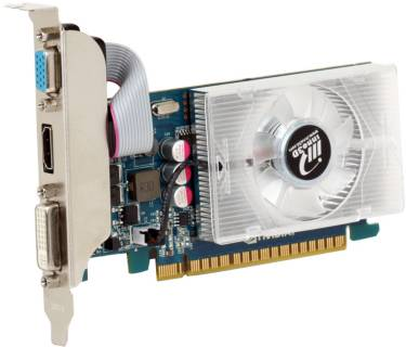Видеокарта Inno3D GeForce GT430 1GB N430-1DDV-D3CX