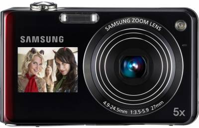 Фотоаппарат Samsung PL150 (Black and Red) EC-PL150ZBPRRU