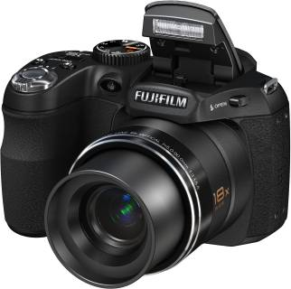 Фотоаппарат Fujifilm FinePix S1800 (Black) 15989237