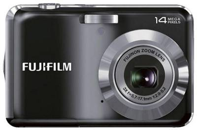 Фотоаппарат Fujifilm FinePix AV150 Black 16011283, 04003654