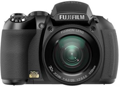 Фотоаппарат Fujifilm FinePix HS10 (Black) 16018815