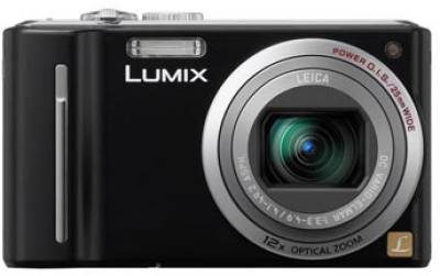 Фотоаппарат Panasonic Lumix DMC-TZ8 (Black) DMC-TZ8EE-K