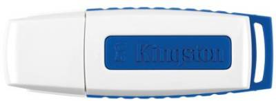 Флеш-память USB Kingston DataTraveler G3 16GB White/Blue USB 2.0 DTIG3/16GB
