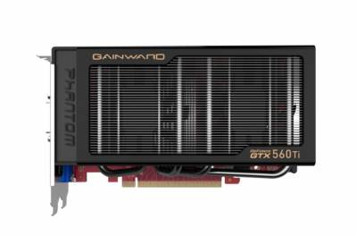 Видеокарта Gainward GeForce GTX 560 Ti 1GB 4260183361831