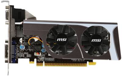 Видеокарта MSI GeForce GT440 1GB N440GT-MD1GD3/LP