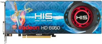 Видеокарта HIS Radeon HD6950 2GB H695F2G2M