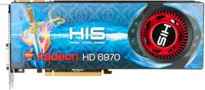 Видеокарта HIS Radeon HD6970 2GB H697F2G2M