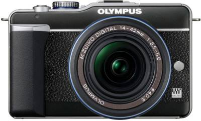 Фотоаппарат Olympus PEN E-PL1 kit 14-42 (Black) N3839292