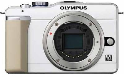 Фотоаппарат Olympus PEN E-PL1 kit 14-42 (White - Silver) N3845392