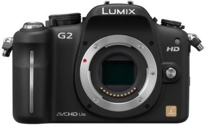 Фотоаппарат Panasonic Lumix DMC-G2 14-42mm Kit (Black) DMC-G2KGC-K