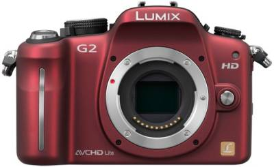Фотоаппарат Panasonic Lumix DMC-G2 14-42mm Kit (Red) DMC-G2KGC-R
