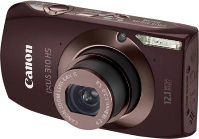 Фотоаппарат Canon IXUS 310 HS (Brown) 5134B012