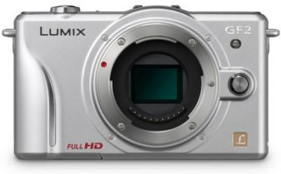 Фотоаппарат Panasonic Lumix DMC-GF2C 14 mm Kit (Silver) DMC-GF2CEE-S