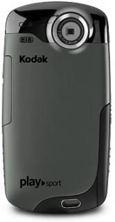 Видеокамера Kodak Playsport ZX3 (Black Eamer) 1888643