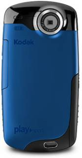 Видеокамера Kodak Playsport ZX3 (Blue Eamer) 8132755