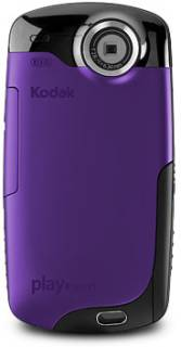 Видеокамера Kodak Playsport ZX3 (Purple Eamer) 8531808