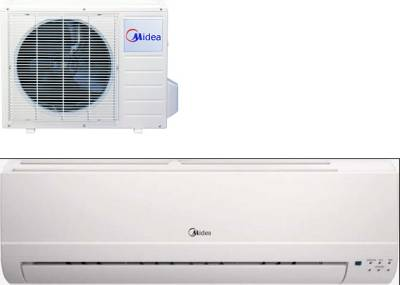 Кондиционер Midea MSG-09HR Plus (Ion)