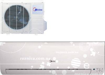 Кондиционер Midea MSG-09AR Plus (El.Heating)