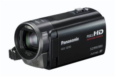 Видеокамера Panasonic HDC-SD90 (Black) HDC-SD90EEK