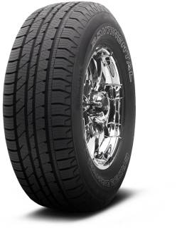 Шина Continental ContiCrossContact LX (OWL) 235/70 R16 106H
