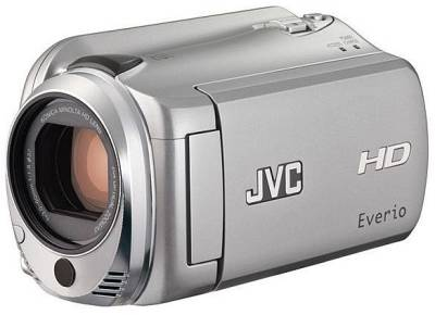 Видеокамера Jvc HD-HDD camcoder GZ-HD500SEU (Silver)