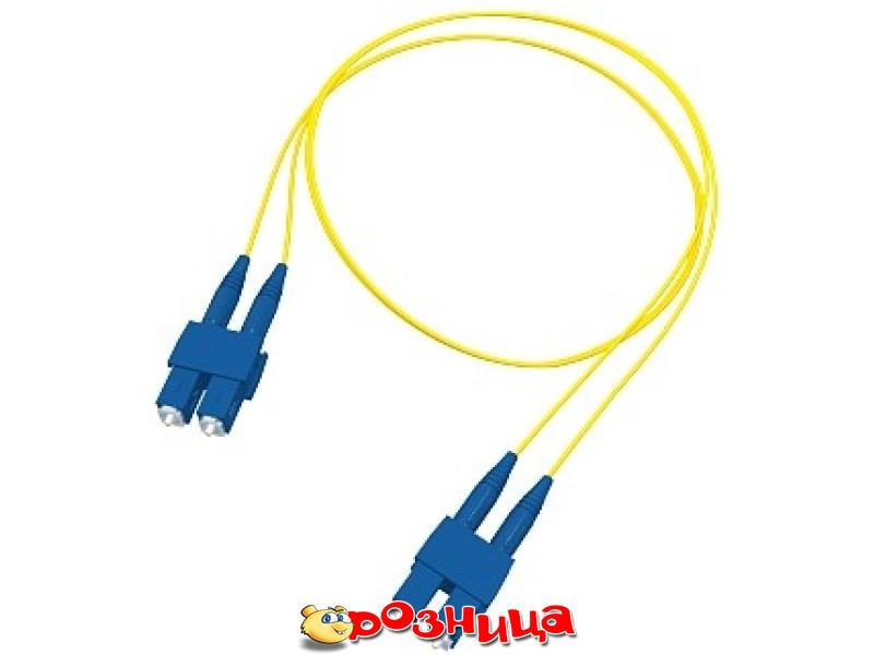 Описание Патч-корд Molex PCD-03001-0C 1м red. Купить FO патч-корд Molex 9/