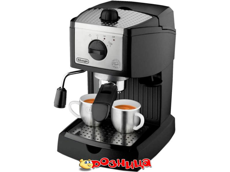 Кофеварка DeLonghi EC 156 Black