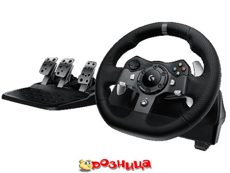 Руль (941-000123) Logitech G920 Driving Force Racing Wheel USB