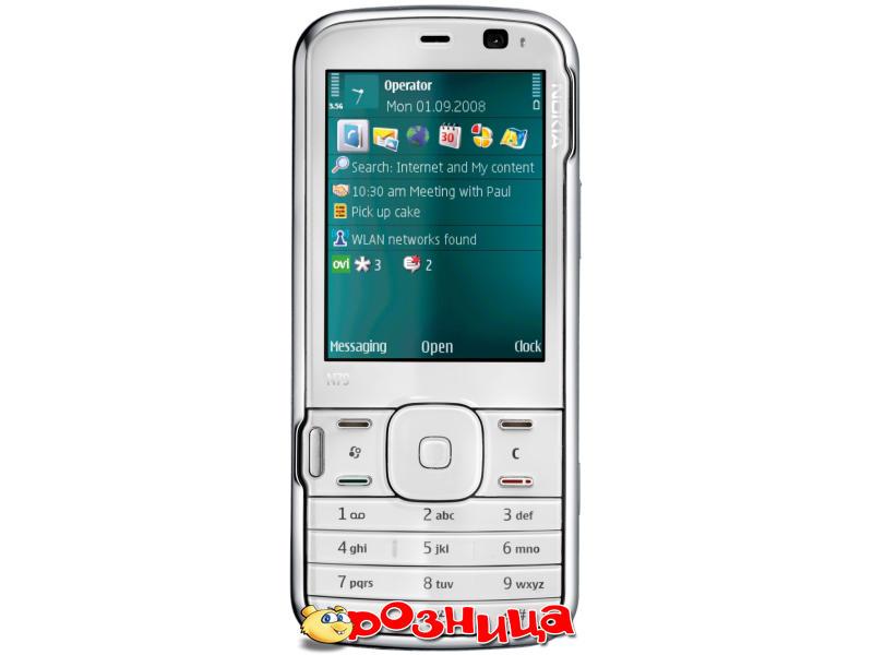 Nokia N79 и N85 первый взгляд Ferra.ru на долгожданные смартфоны.