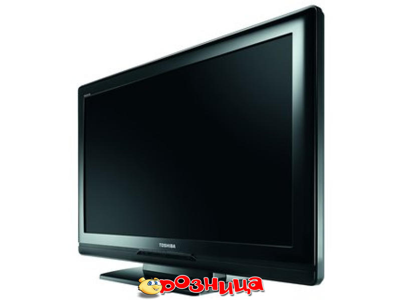 Телевизор Toshiba AV 32CV500PR цвет чёрный вес 12.1 кг в Рознице