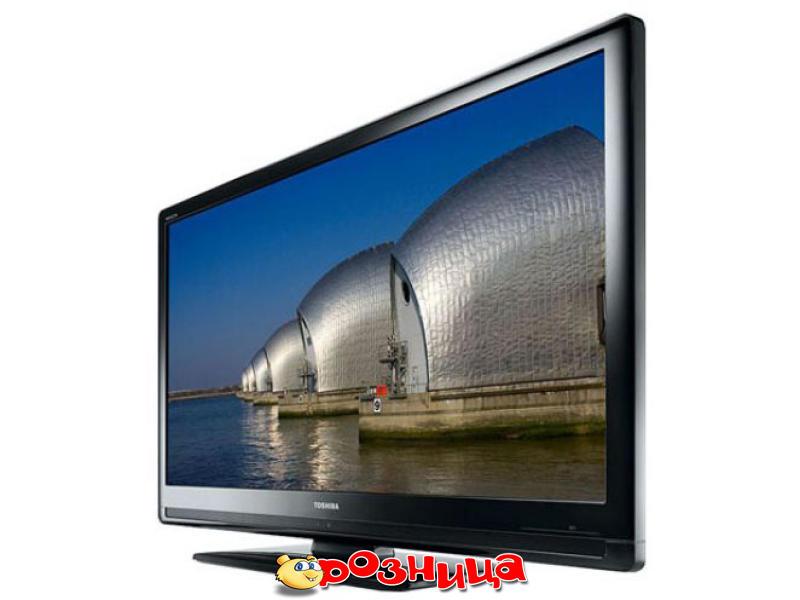 Телевизор Toshiba 42CV500PR цвет чёрный в Рознице
